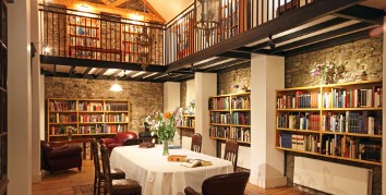 Franks Library for Business Meetings and Corporate Events