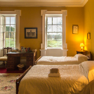 The Yellow Room - Twin Room Main House