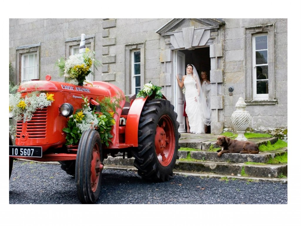 Weddings at Roundwood...