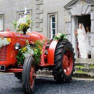 Bridal Tractor