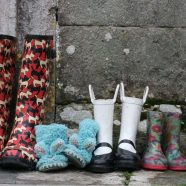 Wellies and Slippers
