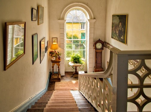 Stay at Roundwood House B&B Accommodation County Laois Ireland